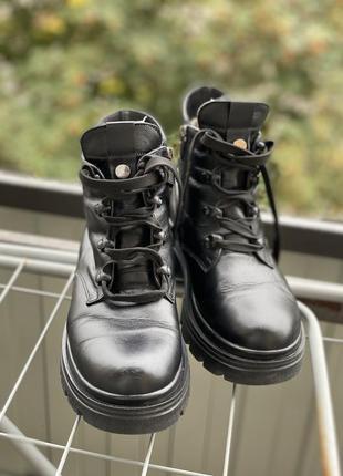 Сапоги , кожаные сапоги, натуральная кожа, овчина.  зимние сапоги , зимние ботинки, кожаные ботинки , овчина