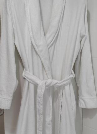 Белоснежный халат triumph