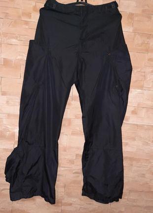 M- xl непромокаемые и непродуваемые штаны