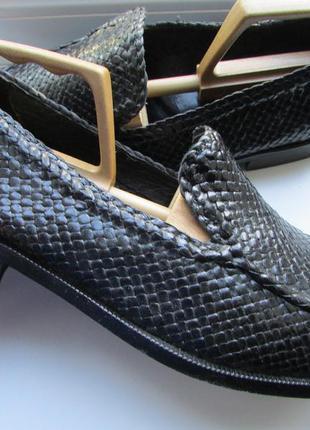 Туфли ferragut artesano кожа длина по стельке 29 см на стопу 28,5см