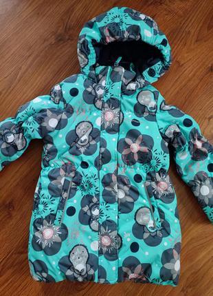 Куртка пальто outventure