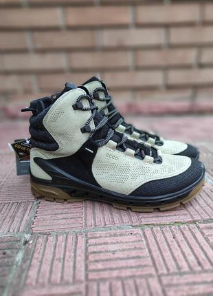 Ботинки ecco biom gore-tex serround оригинал