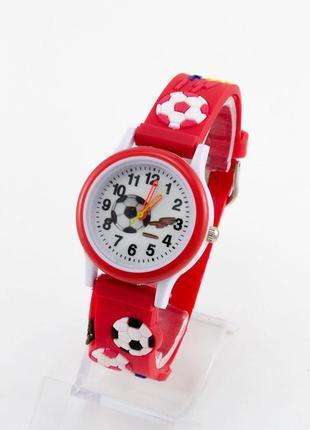 Часы футбол для мальчика