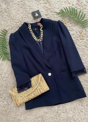 Распродажа!!! романтичный пиджак блейзер №25