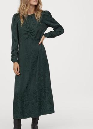 H&m платье    l