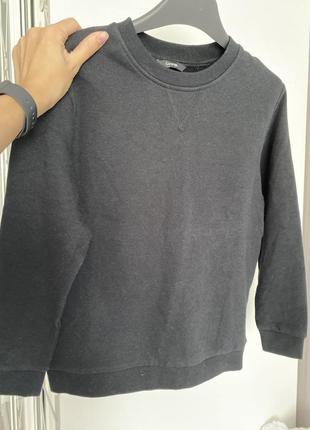 Тёплый свитер реглан на флисе 💙💙💙