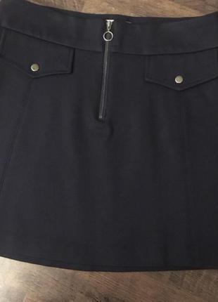 Новая юбка mango , размер s