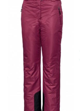Новые оригинальные зимние лыжные штаны crivit
