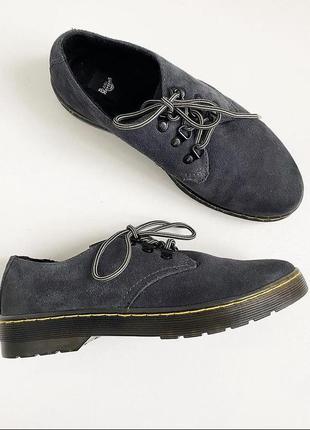 Ботинки туфли dr martens