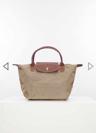 """Longchamp e pliage type """"s"""" сумка"""