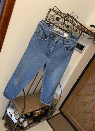 Стильные винтажные джинсы мом arizona