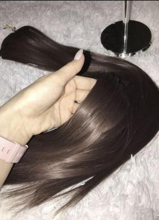 Волосы на терессах