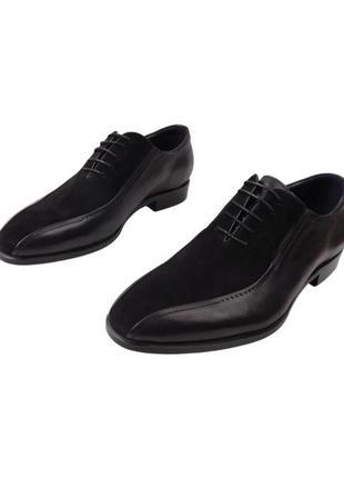 Туфли мужские классические lido marinozzi, комбинированные