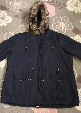 Куртка батал большого размера