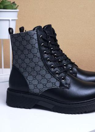 Деми ботинки для девочек