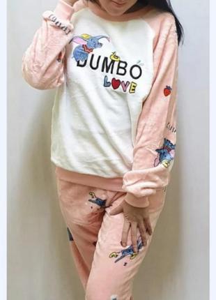 Тёплая пижамка