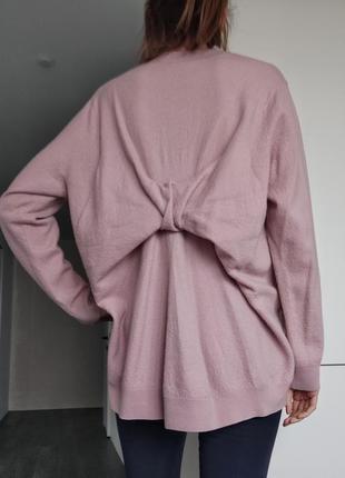 Необычный свитер cos