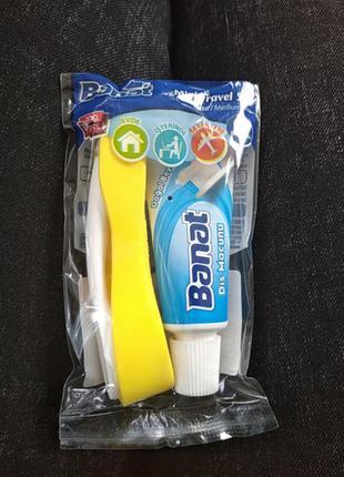 Зубная паста + счётка