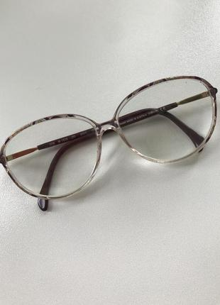 Silhouette оптика оправа очки
