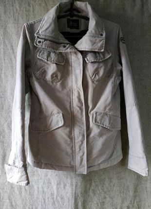 Куртка стиль сафари, карго peak performance