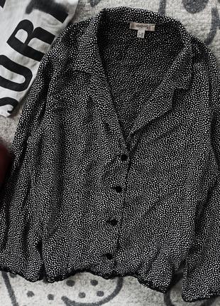 Блуза пиджачок