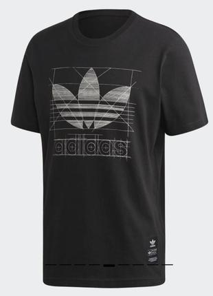 Футболка adidas лого