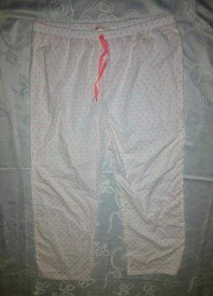 Супер легкие воздушные хлопковые штанишки пижамные