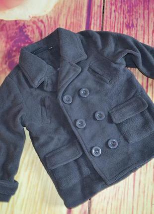 Флисове пальто