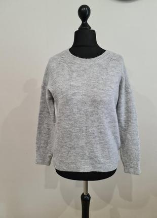Серый свитер street one