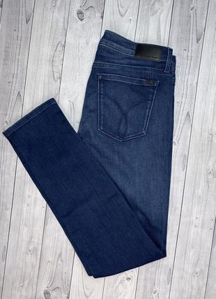 Женские джинсы calvin klein jeans оригинал кельвин кляйн базовые