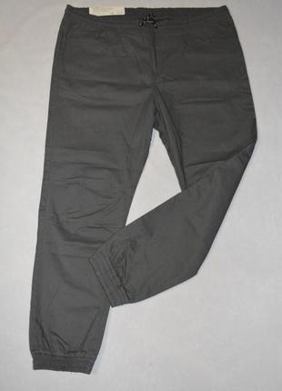 Батал!!! джоггеры мужские серые размер 62-64 livergy германия