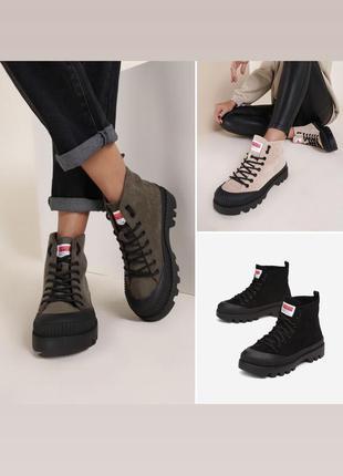 Мега крутые ботинки челси шнуровка лямка франция 🇫🇷