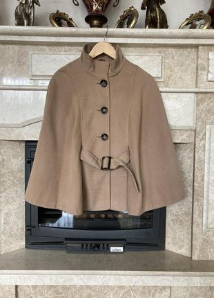Классный пальто - пончо от f&f👌