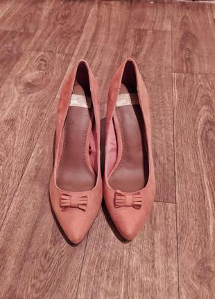 Стильные замшевые женские лодочки замшевые женские туфли лодочки туфли-лодочки демисезонные женские туфли с заострённым мысом из эко-замши