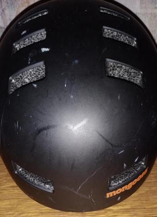 Детский, защитный шлем mongoose
