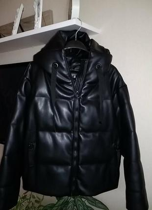 Куртка пуффер
