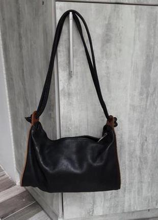 Кожаная сумка nexa bag