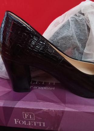 Новые туфли супер качества