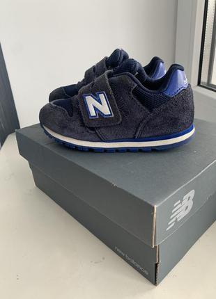 Дитячі кросівки new balance.