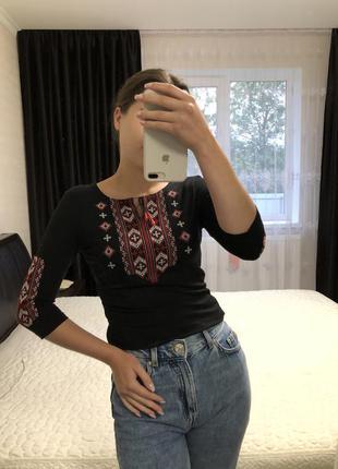 Вишиванка/вишита блуза