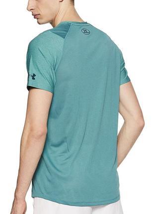 Мужская футболка under armour оригинал из свежих коллекций.