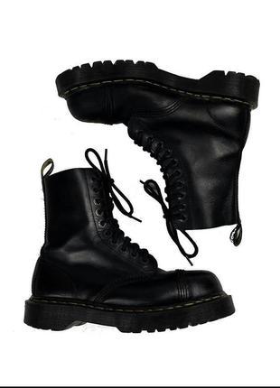 Dr. martens steel toe boots, оригінал