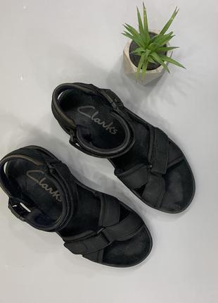 Мужские сандали clark's 43p