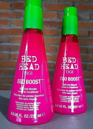 Несмываемый кондиционер для секущихся кончиков волос tigi bed head ego boost leave-in conditioner