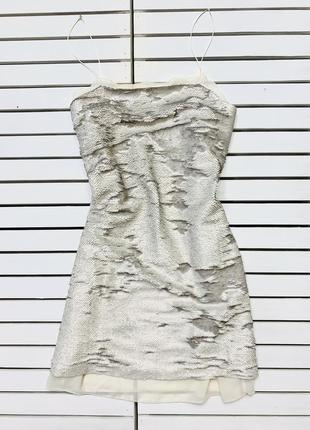 Mango шикарное платье/ сарафан
