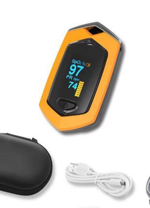 Пульсоксиметр usb, заряжаемый аккумуляторный пульсоксиметр