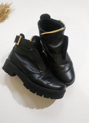 Актуальные качественные демисезонные ботинки