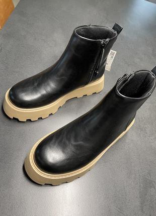 Супер-супер стильные ботинки zara