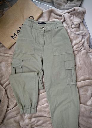 Штани джогери джинси мом