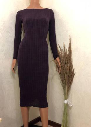 Wolford платье сеточка стройнящее утяжка  оригинал
